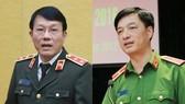 2 tân Thứ trưởng Bộ Công an: Lương Tam Quang và Nguyễn Duy Ngọc