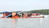 Thủ tướng yêu cầu ứng phó sự cố tràn dầu tàu vận tải tại Cần Giờ