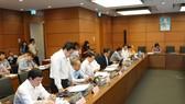 Đoàn TPHCM thảo luận chiều 22-10