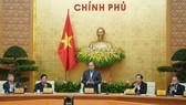 Thủ tướng Nguyễn Xuân Phúc chủ trì Hội nghị. Ảnh: VGP