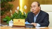 Thủ tướng giao Bộ Tư pháp nghiên cứu, trình cấp có thẩm quyền ban hành một số quy định cho phép Chính phủ, Thủ tướng Chính phủ áp dụng các biện pháp cần thiết như trong tình trạng khẩn cấp. Ảnh: VGP