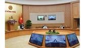 Thủ tướng Chính phủ chủ trì cuộc họp của Thường trực Chính phủ. Ảnh: VGP