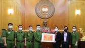 Các đơn vị ủng hộ phòng chống dịch Covid-19