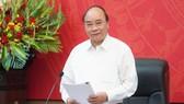 Thủ tướng Nguyễn Xuân Phúc, ảnh VIẾT CHUNG