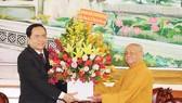 Mặt trận chúc mừng Đại lễ Phật đản năm 2020 – Phật lịch 2564