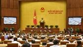 Quốc hội họp ngày 18-6. Ảnh: QUANG PHÚC