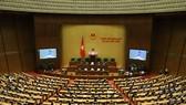 Quốc hội họp chiều 19-6. Ảnh: QUANG PHÚC