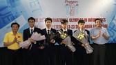 Đội tuyển Việt Nam dự thi Olympic Tin học quốc tế năm 2020