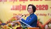 Bà Phạm Thị Thanh Trà, tân Thứ trưởng Bộ Nội vụ