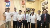 Đội tuyển Việt Nam dự thi Olympic Toán học quốc tế 2020