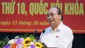 Vụ SGK lớp 1: Thủ tướng khẳng định sẽ xử lý nghiêm nếu có vi phạm
