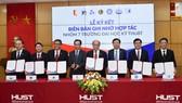 Lễ ký kết biên bản ghi nhớ hợp tác nhóm 7 trường đại học kỹ thuật