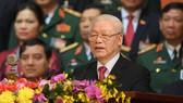 Tổng Bí thư, Chủ tịch nước Nguyễn Phú Trọng: Trọng trách hết sức lớn lao và vinh dự vô cùng to lớn