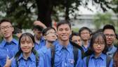 Sinh viên nhiều trường đã được nghỉ tết sớm để phòng dịch Covid-19