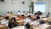 Học sinh tham dự kỳ thi tốt nghiệp THPT. Ảnh tư liệu: QUANG PHÚC