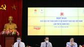 Họp báo Giải Báo chí toàn quốc Vì sự nghiệp Giáo dục Việt Nam