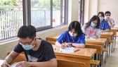 Thí sinh cả nước đã hoàn thành kỳ thi tốt nghiệp THPT 2021, đọt 1, chiều 8-7-2021. Ảnh: QUANG PHÚC