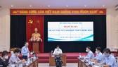 Bộ GD-ĐT họp báo về Kỳ thi tốt nghiệp THPT năm 2021 (đợt 1)
