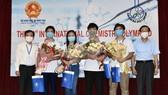 Đội tuyển Việt Nam dự thi Olympic Hóa học quốc tế năm 2021