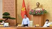 Thủ tướng yêu cầu công tác quy hoạch phải đặt lợi ích quốc gia, dân tộc lên trên hết. Ảnh: VIẾT CHUNG