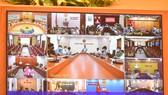 Phó Thủ tướng Lê Văn Thành chủ trì cuộc họp trực tuyến toàn quốc về việc triển khai phục hồi các chuyến bay thương mại nội địa