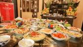 Các món ăn ngày tết được giới thiệu tại Lễ hội Tết Việt 2020