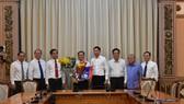 Đồng chí Trần Phi Long làm Chủ tịch UBND quận 11