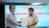 Ông Nguyễn Văn Khanh làm Phó Giám đốc Trung tâm Báo chí TPHCM