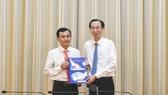 Ông Dương Đức Trọng làm Phó Giám đốc Sở NN - PTNT TPHCM
