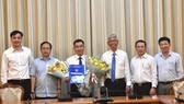 Ông Huỳnh Thanh Khiết giữ chức Phó Giám đốc Sở Xây dựng TPHCM