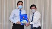Đồng chí Bùi Tá Hoàng Vũ giữ chức Giám đốc Sở Công thương TPHCM