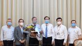 Ông Phạm Bình An làm Phó Viện trưởng Viện Nghiên cứu phát triển TPHCM