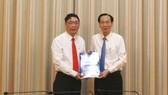 Ông Đinh Minh Hiệp được bổ nhiệm làm Giám đốc Sở NN và PTNT TPHCM