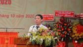 Đồng chí Trần Ngọc Hưng tái đắc cử Chủ tịch Liên minh Hợp tác xã TPHCM