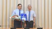 Ông Phan Ngọc Phúc giữ chức Phó Giám đốc Sở Quy hoạch - Kiến trúc TPHCM
