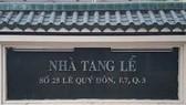 Nhà tang lễ mới của TPHCM tại quận Bình Tân có thể tổ chức 10 lễ tang cùng lúc