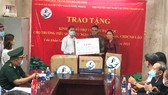 TPHCM trao tặng 590 triệu đồng tới Trường Tiểu học Hữu nghị tỉnh Champasak, Lào