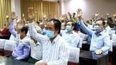 TPHCM chốt danh sách chính thức 37 người ứng cử đại biểu Quốc hội và 158 người ứng cử đại biểu HĐND