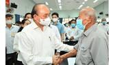 Chủ tịch nước Nguyễn Xuân Phúc sẽ trực tiếp tham gia, xử lý các vấn đề của cử tri, của huyện Hóc Môn và TPHCM