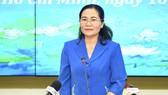 Chủ tịch HĐND TPHCM Nguyễn Thị Lệ: Không tập trung quá đông người trong một thời điểm ở phòng bỏ phiếu