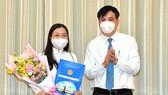 Bà Nguyễn Thị Thu Nga giữ chức vụ Phó Giám đốc Sở Xây dựng TPHCM