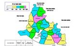 Huyện Củ Chi lập bản đồ hỗ trợ, người dân phát tín hiệu là được chăm lo ngay