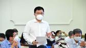 Cần đội đặc nhiệm để thúc đẩy phục hồi kinh tế TPHCM