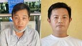 Bắt giữ thuyền trưởng của tàu Nhật Minh 07 và Nhật Minh 09 trong chuyên án 920G buôn lậu xăng giả