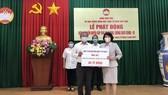 Tổng Công ty Tín Nghĩa ủng hộ 5 tỷ đồng mua vaccine phòng, chống dịch Covid-19