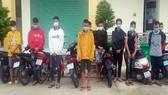 Liên tục bắt các nhóm đua xe trái phép ở Đồng Nai