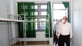 Phó Thủ tướng Thường trực Trương Hòa Bình kiểm tra công tác phòng chống dịch Covid-19 tại Đồng Nai