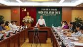 Xem xét thi hành kỷ luật Thứ trưởng Bộ Công thương Hồ Thị Kim Thoa