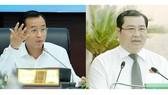 Cảnh cáo đồng chí Huỳnh Đức Thơ, đề nghị Bộ Chính trị thi hành kỷ luật đồng chí Nguyễn Xuân Anh