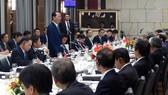 Chủ tịch nước Trần Đại Quang gặp gỡ cộng đồng doanh nghiệp Nhật Bản